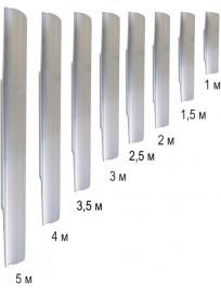 Алюминиевое лезвие 1м к РВ-01/РВ-01Д