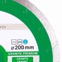 Диск алмазный Distar Granite Premium 200