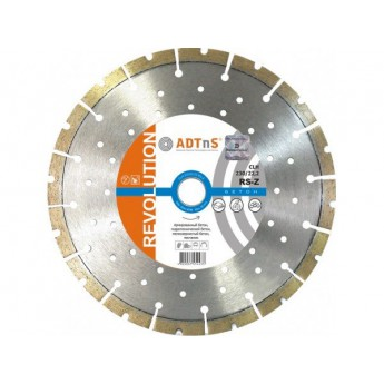 Алмазный диск ADTnS 1A1RSS/C3-W 230 CLH RS-Z