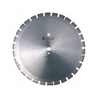 Алмазный диск ADTnS 1A1RSS/C1N-W 500 CLF AM