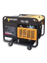 Генератор бензиновый  FORTE  FG12E