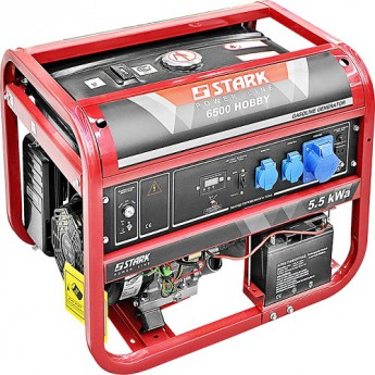 Генератор бензиновый STARK 6500HOBBY