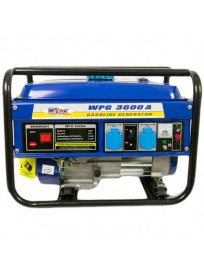 Генератор бензиновый WERK WPG3600E