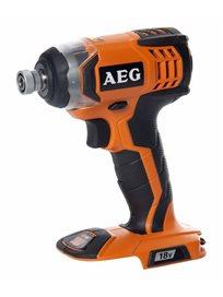 Гайковерт AEG BSS18-0 аккумуляторный