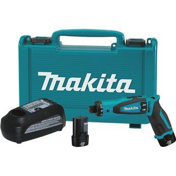Отвертка-шуруповерт Makita DF010DSE аккумуляторная