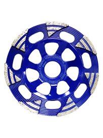 Фрезы алмазные сегментные ФАТ-С150 W Raptor