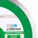 Диск алмазный Distar Granite Premium 250