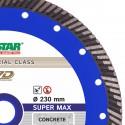 Диск алмазный Distar Turbo Super МАХ 233