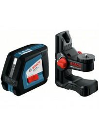 Линейный нивелир Bosch GLL 2-50 + BM1