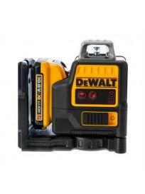Лазер 2-х плоскостной DeWALT DCE0811D1R