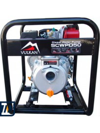 Мотопомпа VULKAN SCWPD50 чистая вода