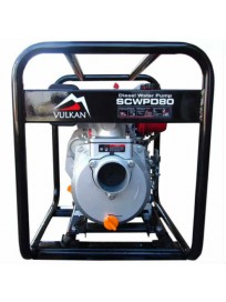 Мотопомпа VULKAN SCWPD80 чистая вода