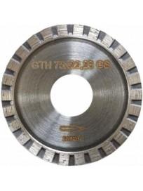 Алмазный диск ADTnS Turbo 75x3x7x22,23 Granite GTH 75x22,23 GS