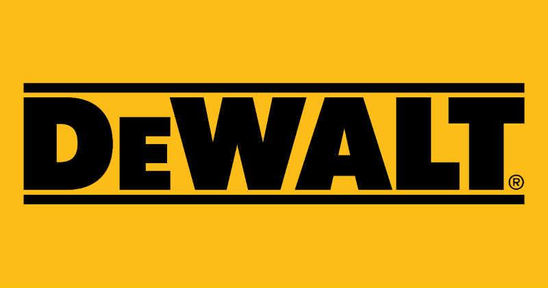 DeWALT производитель